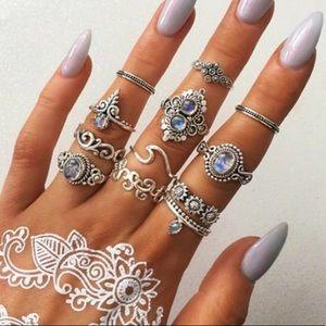 Jewelry - ♛ Ariel Rings Set